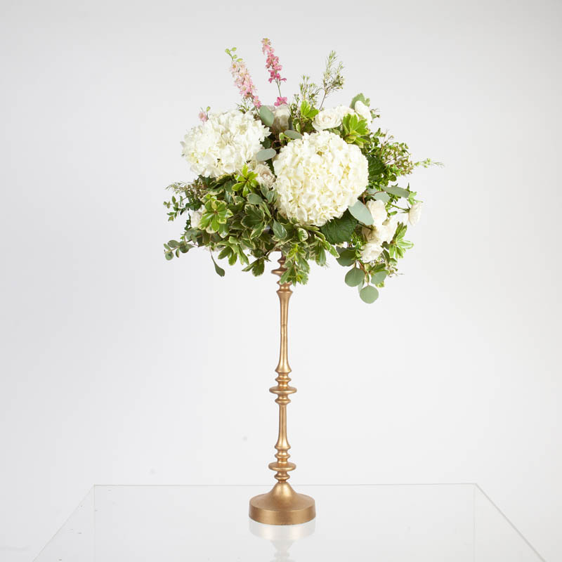 RUSTIC.GLAM.FLORAL.COLLECTIONS.METAL.CONTAINER.FOAM.MODEST0295