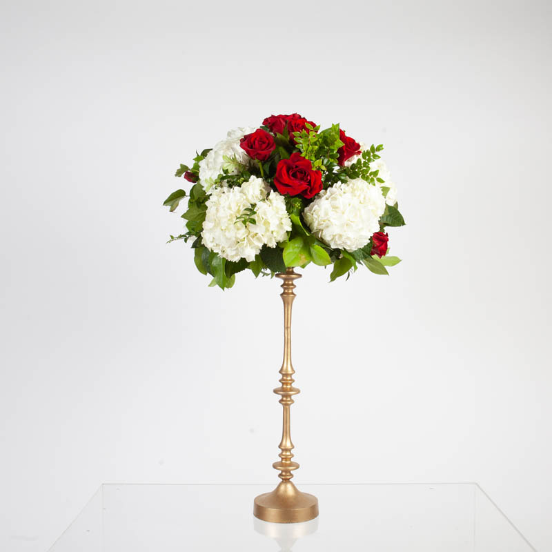 VAVA.RED.FLORAL.COLLECTIONS.METAL.STAND.MODEST.0283