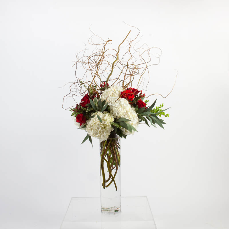 VAVA.RED.FLORAL.COLLECTIONS.TALL.GLASS.WATER.LUX.0197