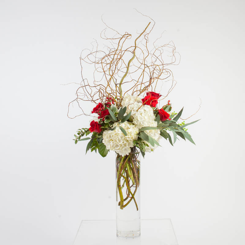 VAVA.RED.FLORAL.COLLECTIONS.TALL.GLASS.WATER.RECOMMENDED.0195